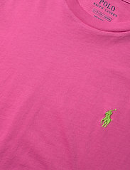 Polo Ralph Lauren - Cotton Jersey Crewneck Tee - t-shirts - peony - 1
