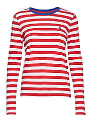 Striped Cotton Shirt - RL2000 RED/WHITE