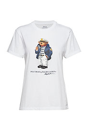 Polo Bear Tee - WHITE