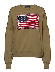 Flag Fleece Pullover