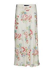 Floral Maxiskirt - ROSE FLORAL