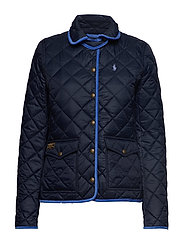 Quilted Jacket - AVIATOR NAVY