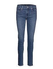 Tompkins Skinny Jean - MEDIUM INDIGO
