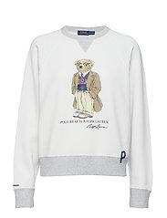 USA Bear Pullover - DECKWASH WHITE