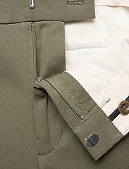 Polo Ralph Lauren - Bi-Stretch Twill Pant - straight leg trousers - dark sage - 3