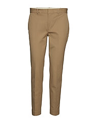 Bi-Stretch Twill Pant - LUXURY TAN