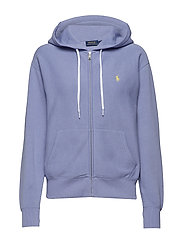 Fleece Full-Zip Hoodie - EAST BLUE