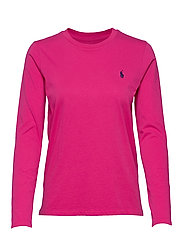 Jersey Long-Sleeve Shirt - ACCENT PINK