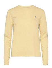 Jersey Long-Sleeve Shirt - BANANA PEEL