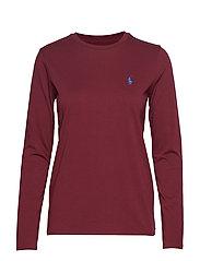 Jersey Long-Sleeve Shirt - CLASSIC WINE