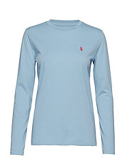 Jersey Long-Sleeve Shirt - POWDER BLUE