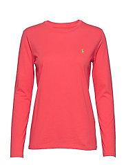 Jersey Long-Sleeve Shirt - RACING RED
