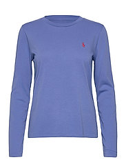 Jersey Long-Sleeve Shirt - RESORT BLUE