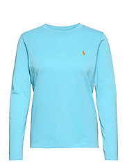 Jersey Long-Sleeve Shirt - SAILING TURQUISE