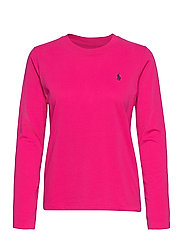 Jersey Long-Sleeve Shirt - SPORT PINK