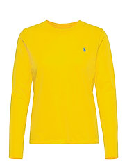 Jersey Long-Sleeve Shirt - UNIVERSITY YELLOW