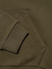Polo Ralph Lauren - Acid-Wash Fleece Hoodie - hoodies - defender green - 3