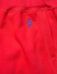 Polo Ralph Lauren - Fleece Sweatpant - sweatpants - bright hibiscus - 3