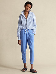 Polo Ralph Lauren - Fleece Sweatpant - sweatpants - harbor island blu - 0