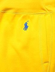 Polo Ralph Lauren - Fleece Sweatpant - sweatpants - university yellow - 4