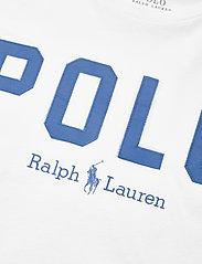 Polo Ralph Lauren - Polo Cotton Tee - t-shirts - white - 3