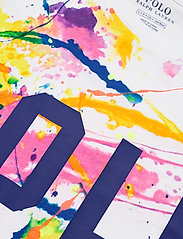 Polo Ralph Lauren - Polo Paint-Graphic Tee - t-shirty - paint splatter - 2