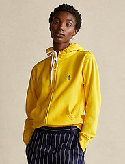 Polo Ralph Lauren - Fleece Full-Zip Hoodie - hættetrøjer - university yellow - 0