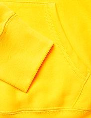 Polo Ralph Lauren - Fleece Full-Zip Hoodie - hættetrøjer - university yellow - 4