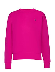 Fleece Pullover - ACCENT PINK