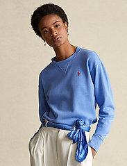 Polo Ralph Lauren - Fleece Pullover - sweatshirts - harbor island blu - 0