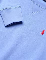 Polo Ralph Lauren - Fleece Pullover - sweatshirts - harbor island blu - 3
