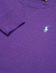 Polo Ralph Lauren - Fleece Pullover - sweatshirts - purple rage - 2