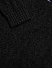 Polo Ralph Lauren - Cable-Knit Cashmere Sweater - jumpers - polo black - 2