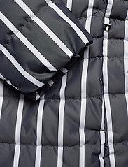 Polo Ralph Lauren - Striped Packable Down Jacket - wyściełane kurtki - navy/white stripe - 4