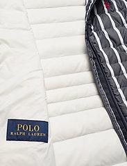 Polo Ralph Lauren - Striped Packable Down Jacket - wyściełane kurtki - navy/white stripe - 6