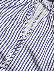 Polo Ralph Lauren - Striped Satin Shirt - bluzki z długimi rękawami - 523 white/blue - 2