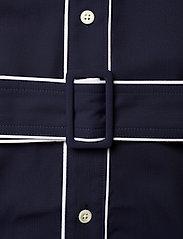Polo Ralph Lauren - Buckled Shirtdress - midi dresses - cruise navy - 3