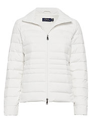 Packable Down Jacket - WARM WHITE