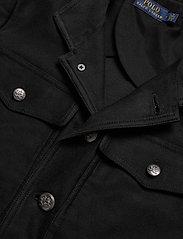 Polo Ralph Lauren - Cotton Stretch Blazer - casual blazers - polo black - 6