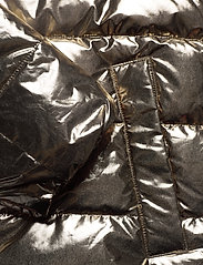 Polo Ralph Lauren - Metallic Down Jacket - padded jackets - olive pewter - 5
