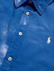 Polo Ralph Lauren - Tie-Dyed Oxford Shirt - long-sleeved shirts - spa royal - 2