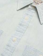 Polo Ralph Lauren - Polo Bear Chambray Shirt - denim shirts - chambray - 2