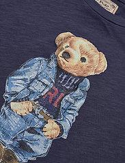Polo Ralph Lauren - Polo Bear Crewneck Tee - t-shirty - classic royal - 2