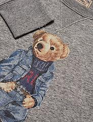 Polo Ralph Lauren - Polo Bear Fleece Sweatshirt - sweatshirts - dark vintage heat - 2