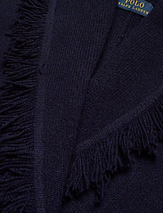 Polo Ralph Lauren - Wool-Blend Sweater Blazer - wełniane kurtki - hunter navy - 2