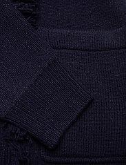 Polo Ralph Lauren - Wool-Blend Sweater Blazer - wełniane kurtki - hunter navy - 3