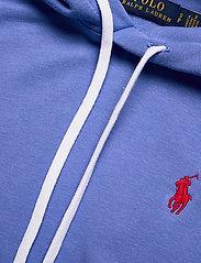Polo Ralph Lauren - FEATHERWEIGHT FLC-LSL-KNT - hættetrøjer - harbor island blu - 3