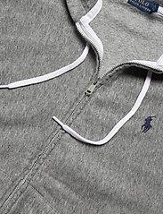 Polo Ralph Lauren - Fleece Full-Zip Hoodie - hoodies - dark vintage heat - 2