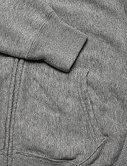 Polo Ralph Lauren - Fleece Full-Zip Hoodie - hoodies - dark vintage heat - 3