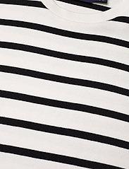 Polo Ralph Lauren - Striped Cotton Dress - midi dresses - nevis/ polo black - 3
